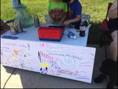 Luz's Lemonade Stand